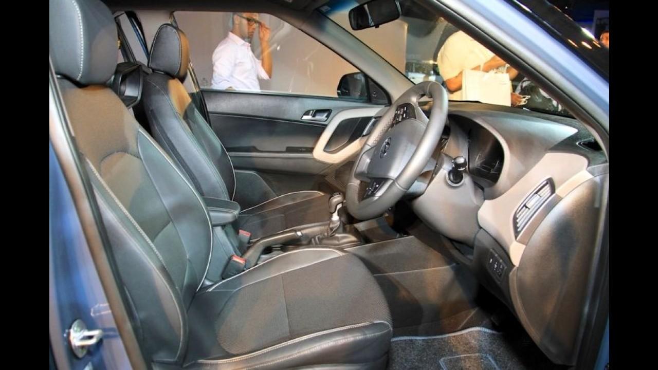 """Hyundai Creta não deve ser lançado nos EUA - CEO diz: """"estilo é muito conservador"""""""