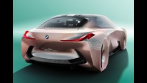Vídeo: BMW Vision Next 100 Concept é a aposta do futuro dos carros