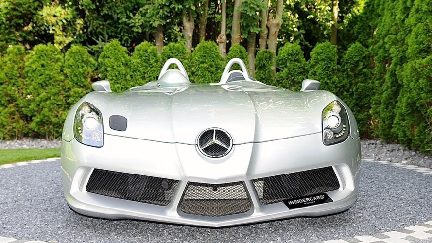 slr stirling moss une mercedes rare et plus ch re qu 39 une chiron. Black Bedroom Furniture Sets. Home Design Ideas