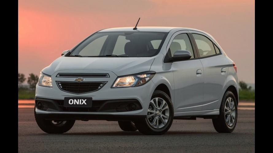 Chevrolet levará Onix e Prisma para a Índia em 2017, afirma site