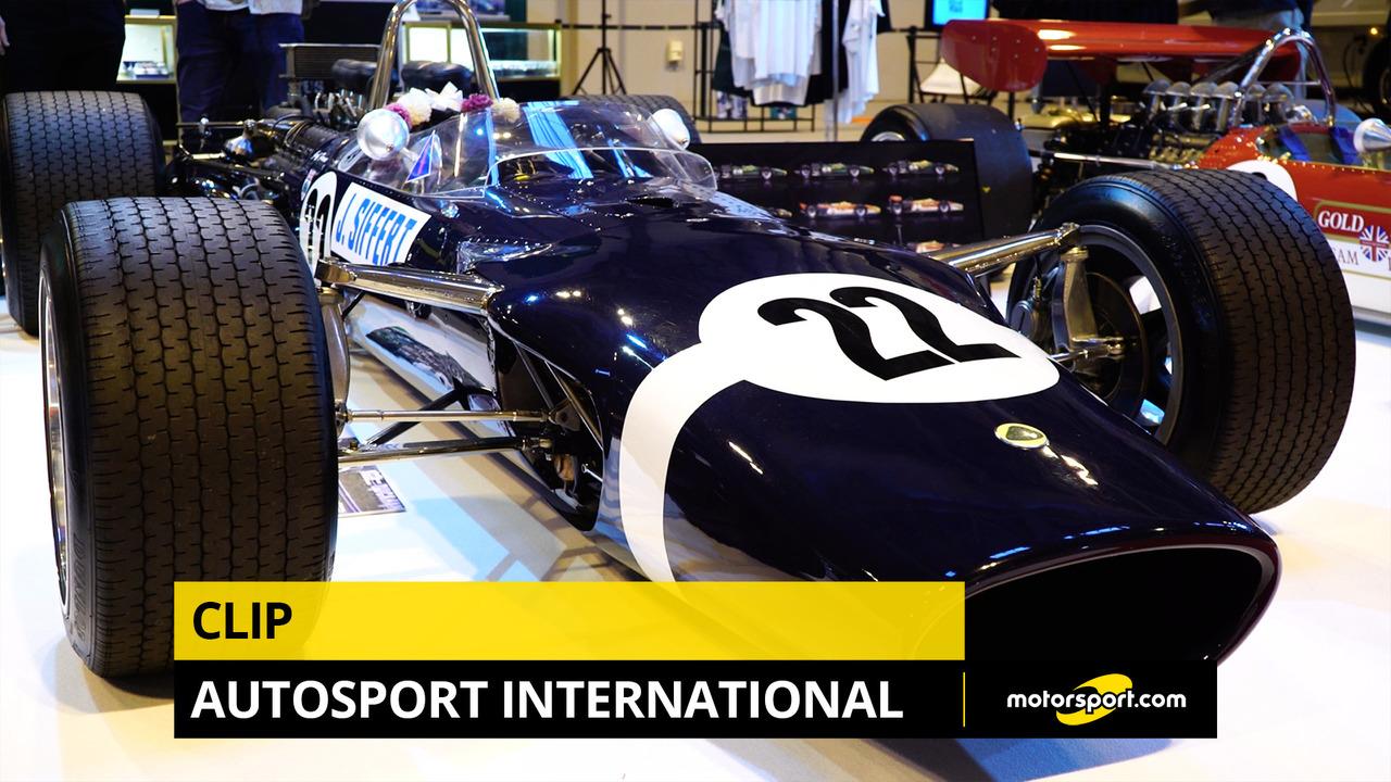 2017 - Motorsport et Motor1 à l'Autosport Show