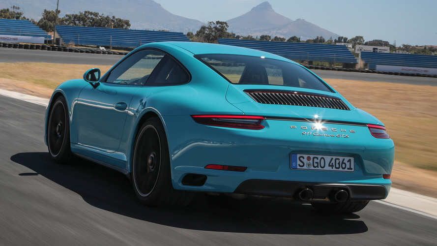 2017 Porsche 911 Carrera GTS: First Drive