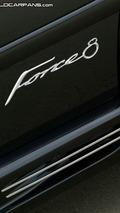Ford FPV BF MkII Force 8