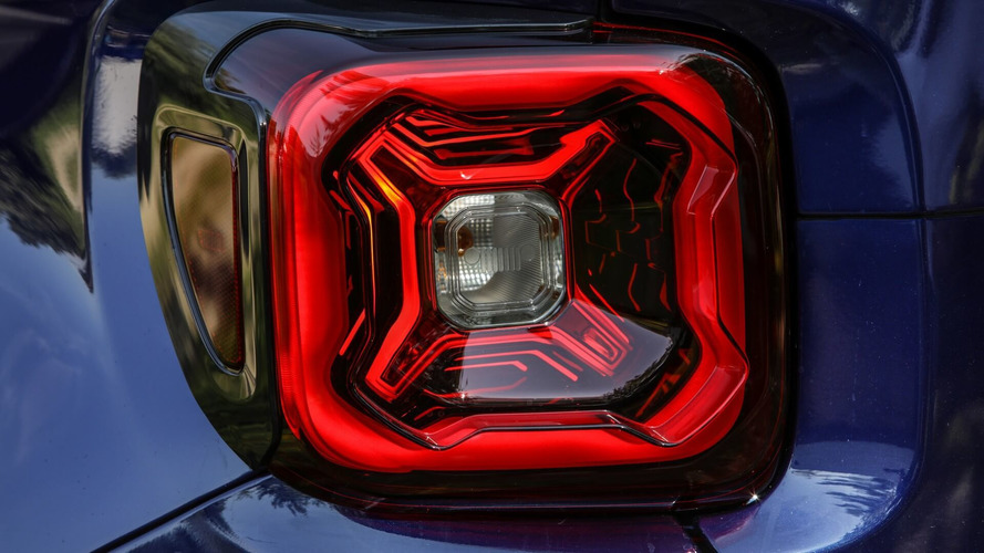 2019 Jeep Renegade Facelift Teased For Europe