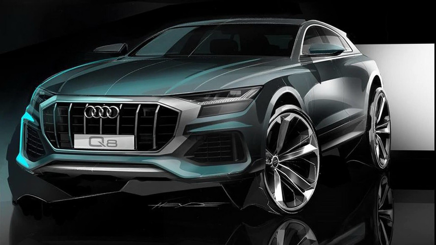 Audi Q8 Reveal Is Today – Watch The Livestream Right Here