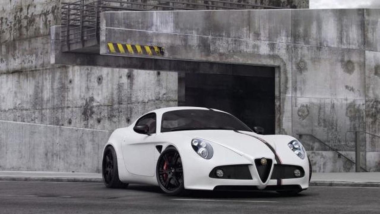 Alfa Romeo 8C Competizione by Wheelsandmore 16.5.2012