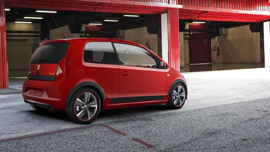 Seat Mii-FR concept previews production version