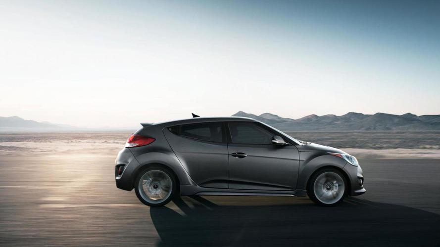 Aussies get Hyundai Veloster SR Turbo