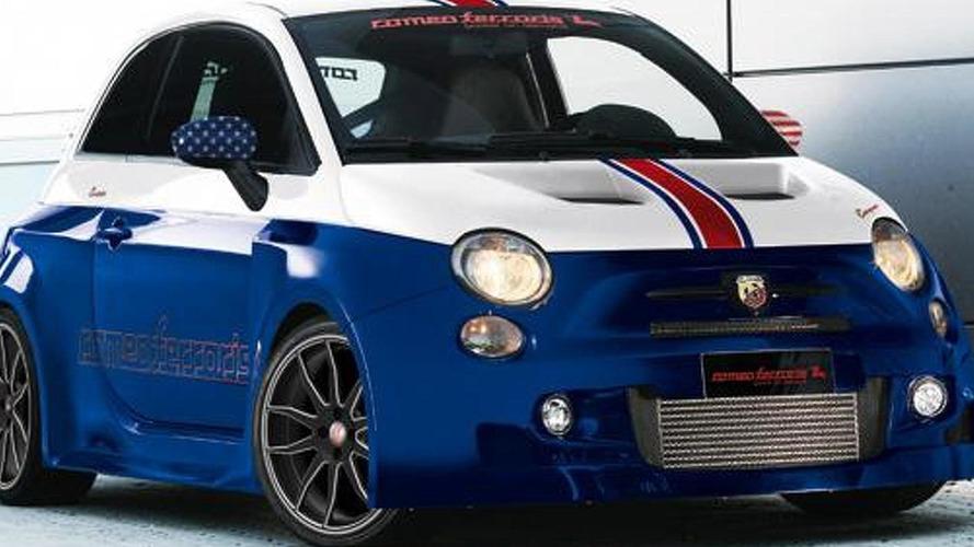Romeo Ferraris Cinquone Stradale USA Tribute announced for SEMA
