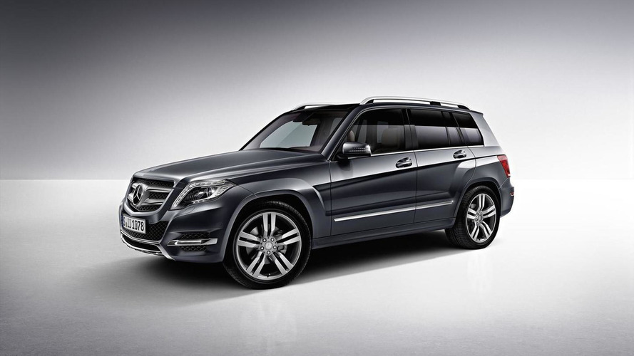 Mercedes-Benz GLK with 4-cylinder, 2.1-liter twin-turbo diesel goes on sale in U.S.