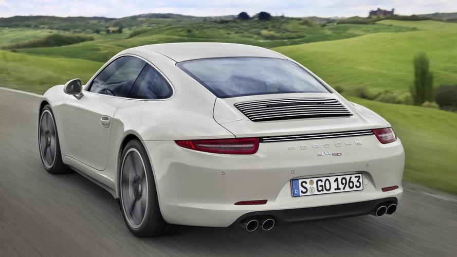 Porsche explains the 911 50th Anniversary Edition design [video]