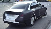 2014 Mercedes-Benz C-Class spy photo 15.02.2013 / Automedia