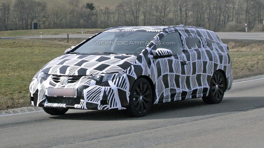 Honda Civic Tourer production version to have 'significantly' bigger boot than rivals