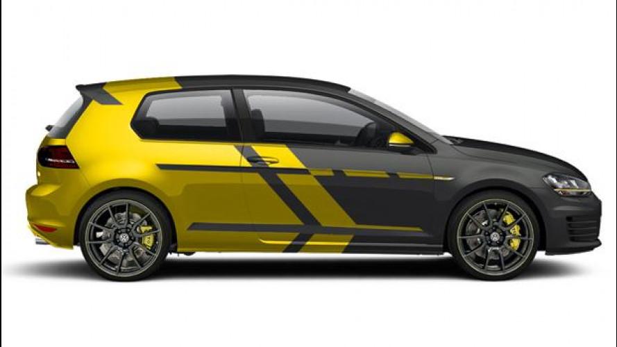 Volkswagen Wörthersee GTI 2015 project, la Golf per il