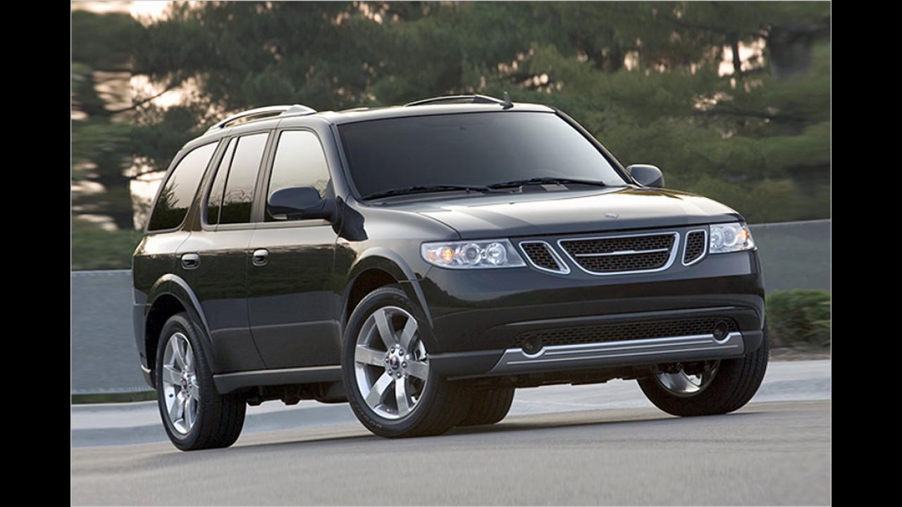 4. Platz: Saab 9-7X