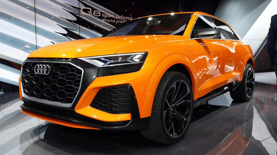 Audi Sport Confirms More RS SUVs Are Coming