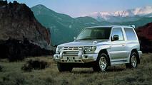 100 years of Mitsubishi - The Pajero
