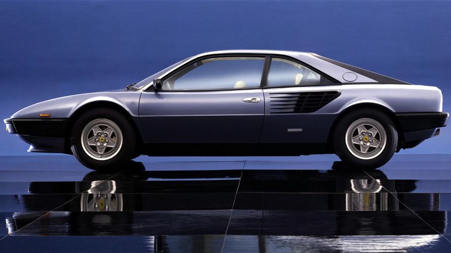 Worst Sports Cars: Ferrari Mondial 8