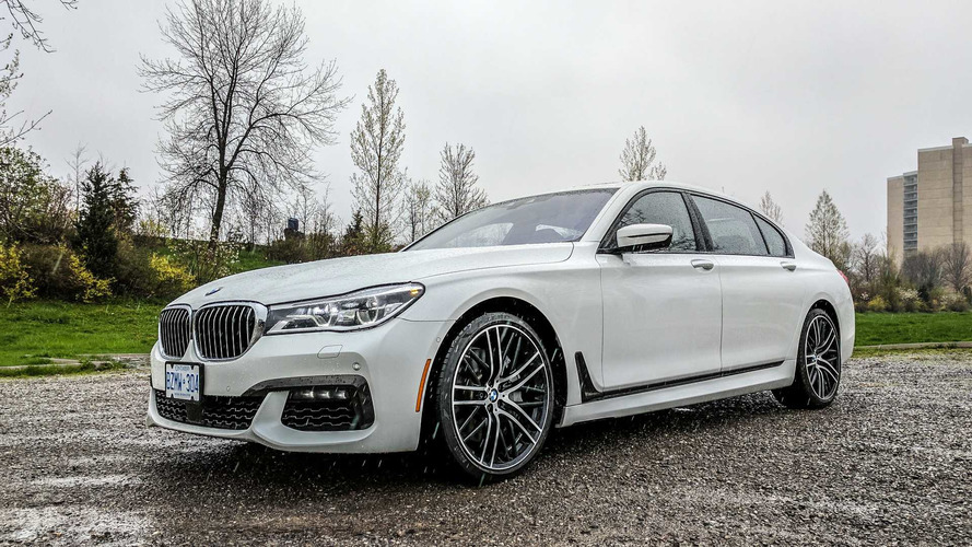 Go In-Depth With The 2018 BMW 750Li In Facebook Live Video