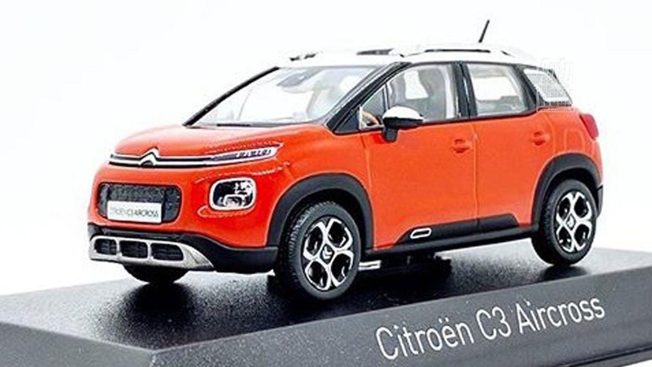 Citroen C3 Aircross scale model