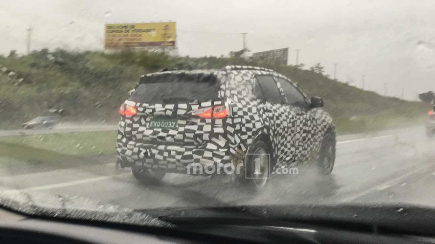 Flagra! - Novo Chevrolet Equinox roda em testes finais no Brasil