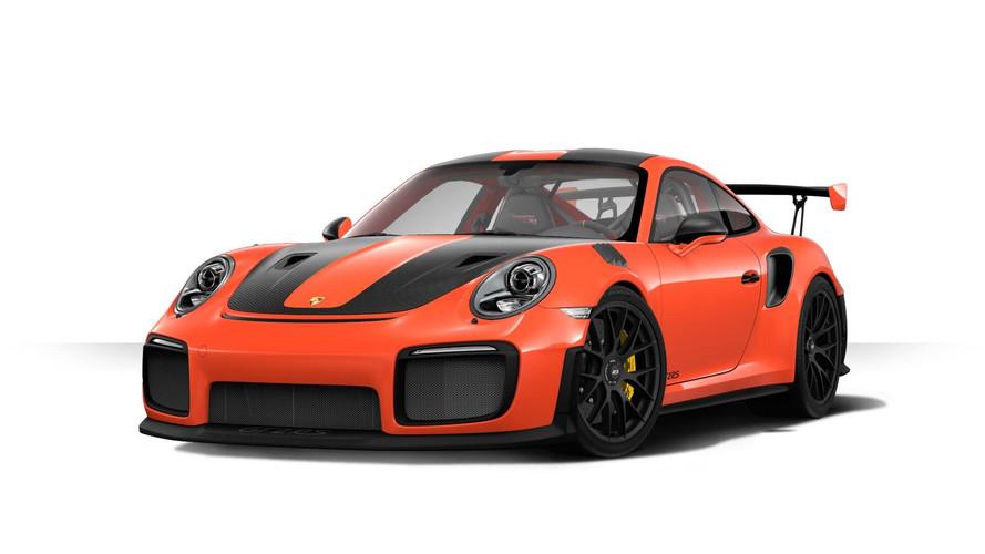 Configurez votre Porsche 911 GT2 RS !