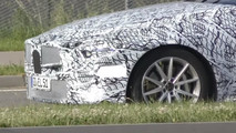 2018 Mercedes CLS prototype breaks down