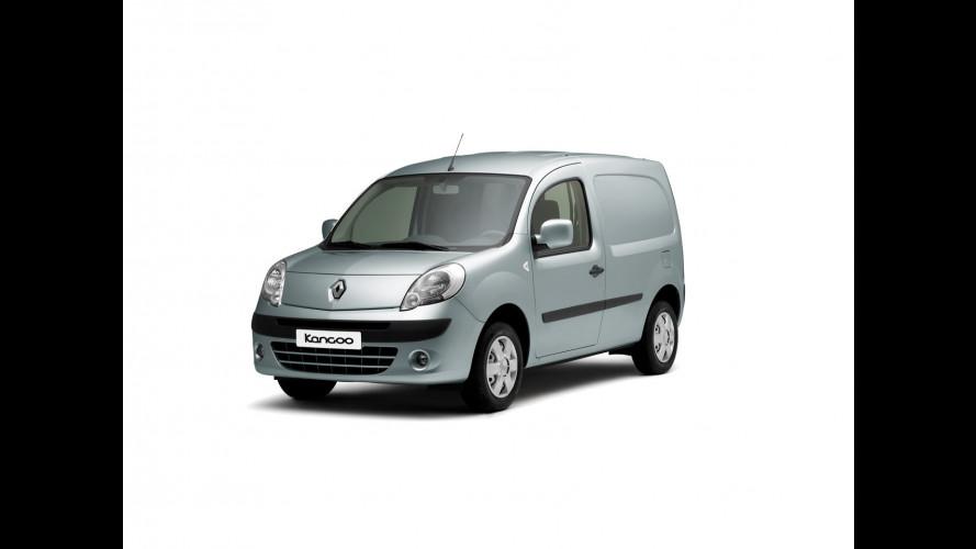 I nuovi Renault Kangoo Express