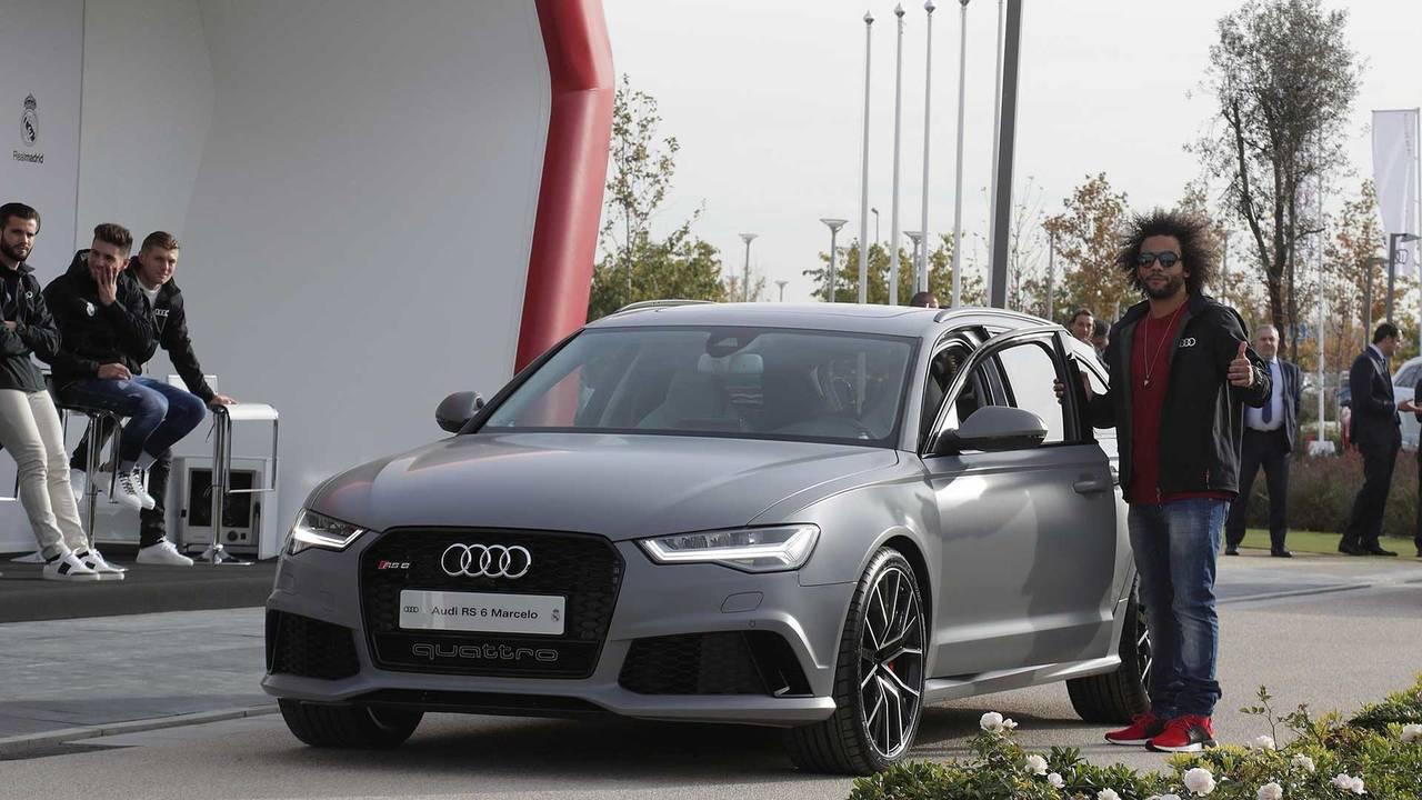 Marcelo (#12) - Audi RS 6 Avant performance