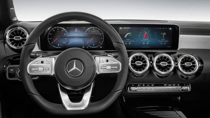 Novo Mercedes Classe A terá central multimídia que parece computador