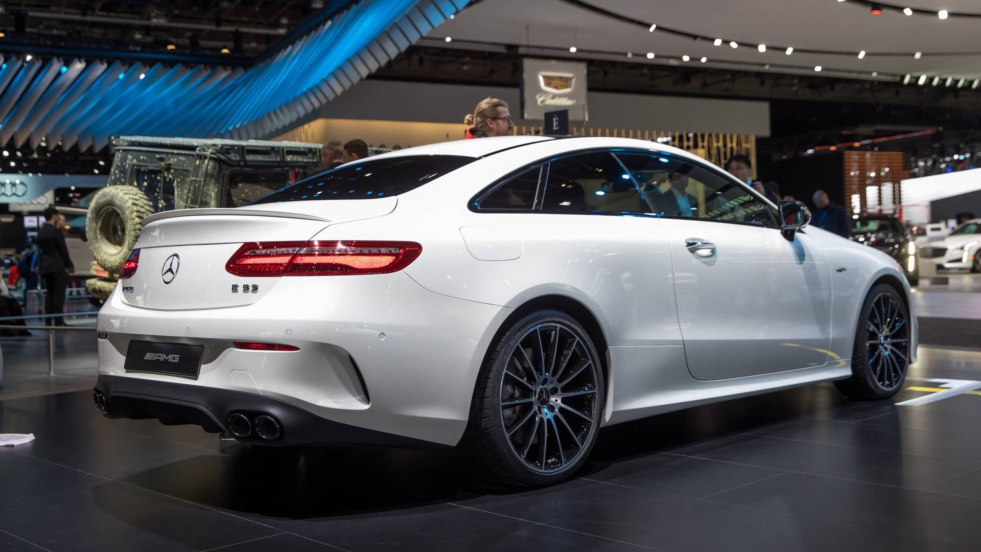 Mercedes-AMG 53車系的陣容日漸齊全,那麼最討喜的AMG C53呢?|InCar癮車報 | 癮車報