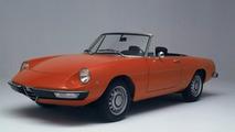 The original Alfa Romeo Duetto