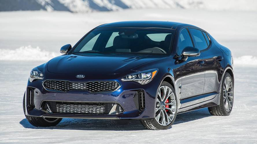 2019 Kia Stinger GT Adds 500-Unit Atlantica Special Edition