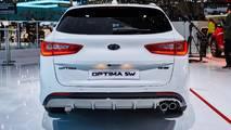 2018 Kia Optima (Euro Spec)