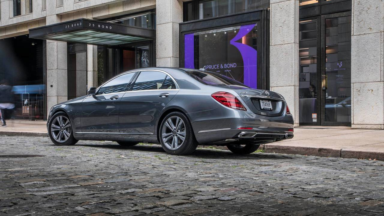 10 cars with the worst resale values of 2018 for Mercedes benz residual value