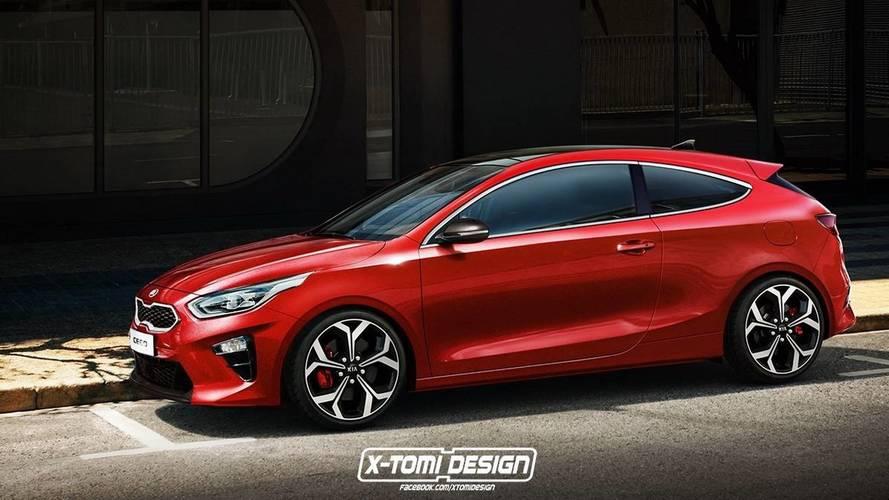 2018 Kia Ceed'den 4 model daha türeyecek