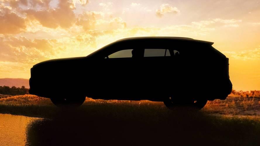 2019 Toyota RAV4 teaser'ı geldi