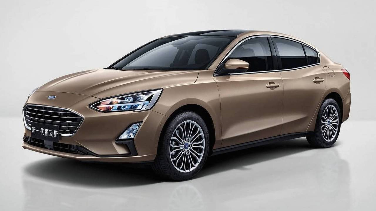 2019 Ford Focus Side-By-Side