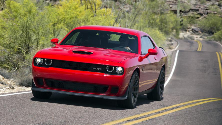 Haziran'da Dodge Challenger satışları patladı