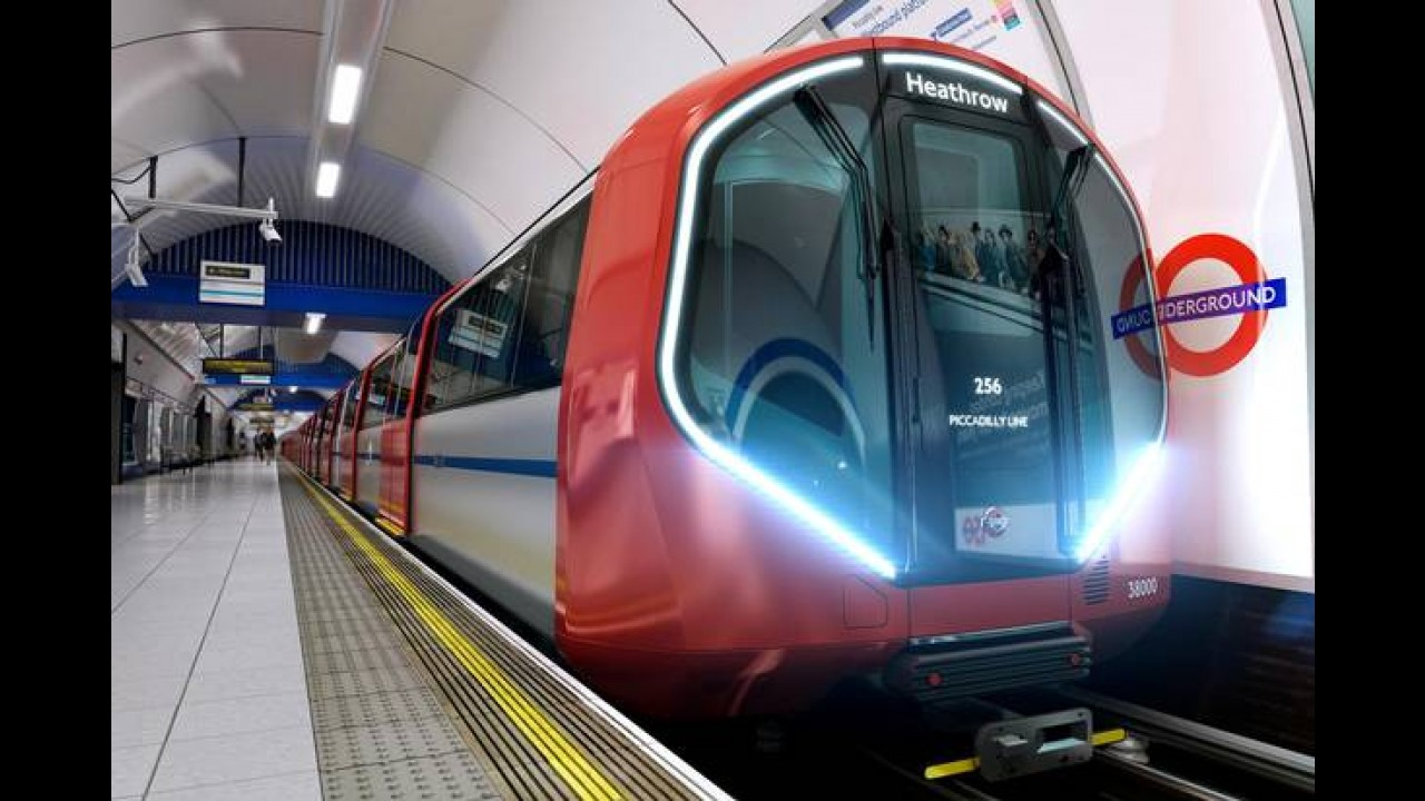 Londra Metrosu Fren Geri Dönüşümü İle Enerji Tasarruf Ediyor