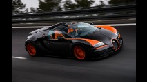 Bugatti Veyron 16.4 Grand Sport Vitesse World Record Car