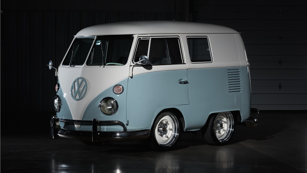 Gas Monkey Garage VW Shorty Bus