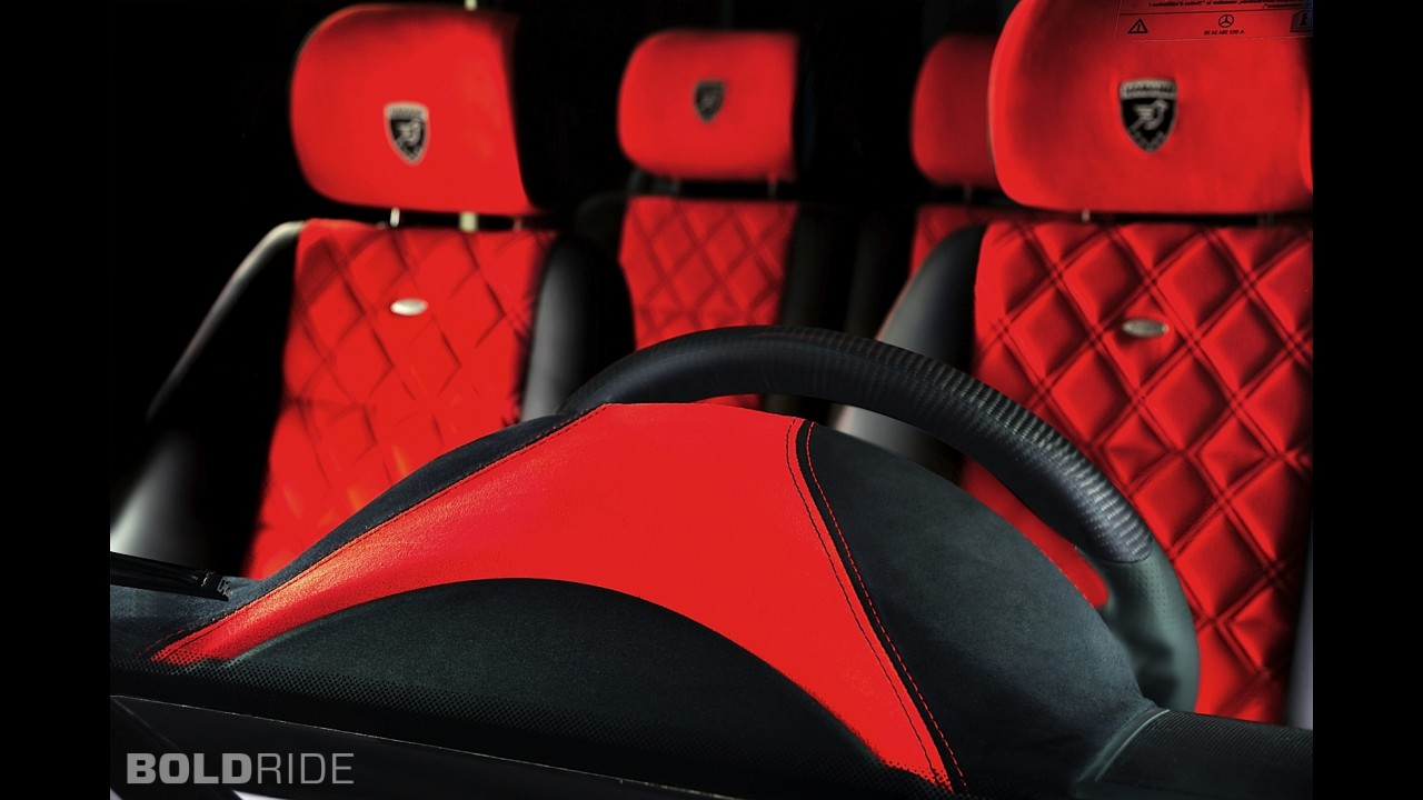 Hamann Mercedes-Benz G55 AMG