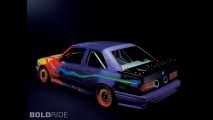 BMW M3 Ken Done Art Car