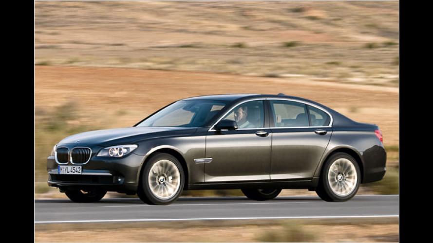 7er, 3er und mehr: Die Neuheiten von BMW in Paris