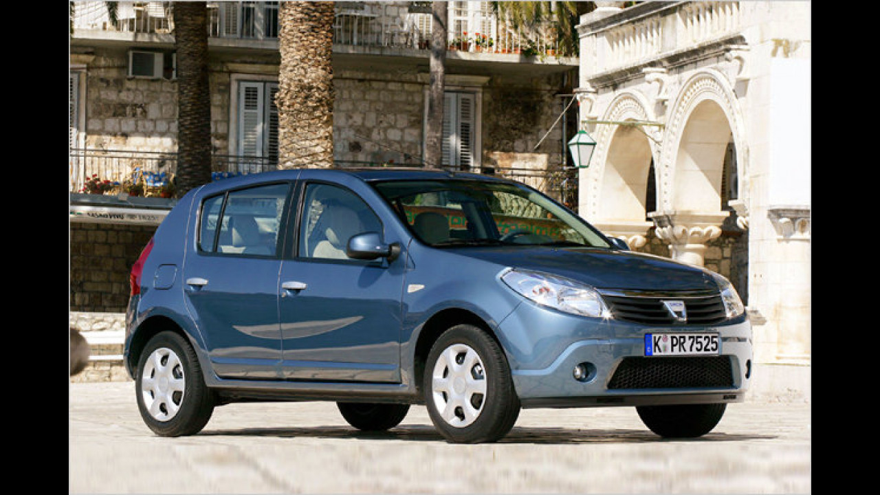 Dacia Sandero 1.4 LPG Ambiance
