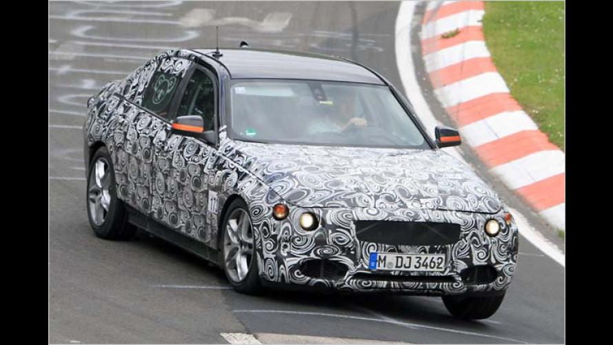 Neuer BMW 3er: Nächste Generation lernt schon das Fahren