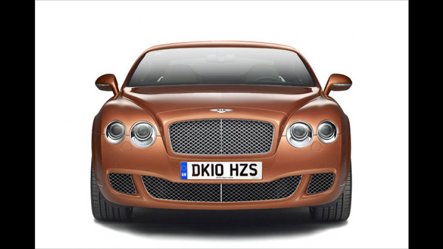 Bentley: Noble Spezialmodelle für China