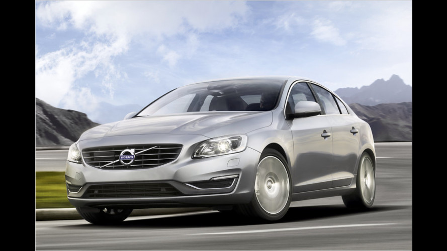 Viele neue Volvos