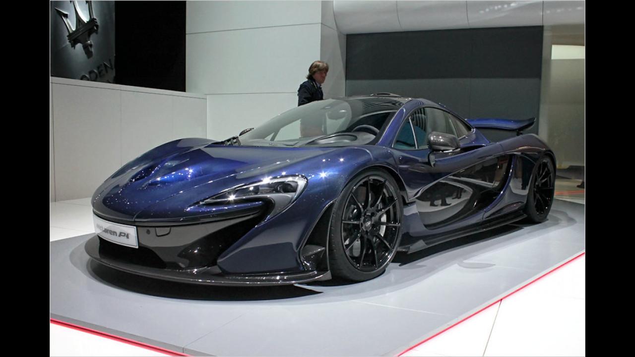 McLaren P1 Carbon